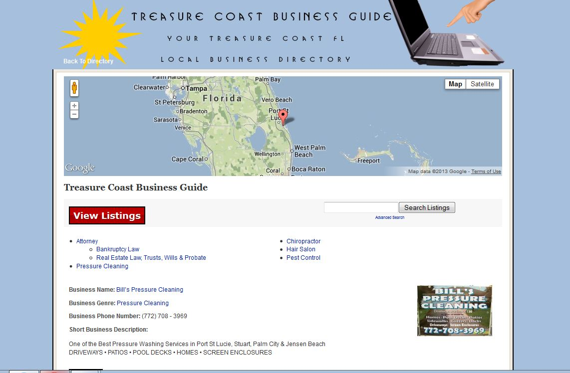 treasure coast business guide